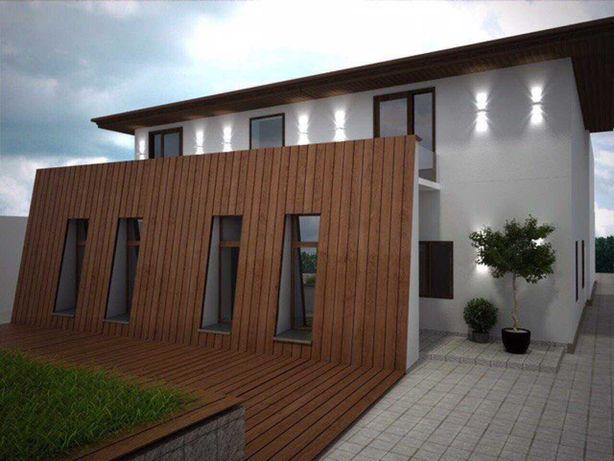 Продам свой дизайнерский дом у воды  (под отделку). Уникальное место!