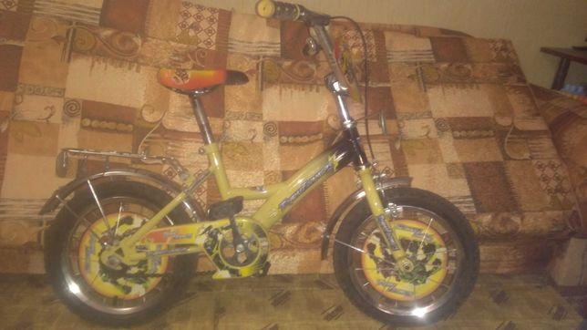 Продам Велосипед детский х14