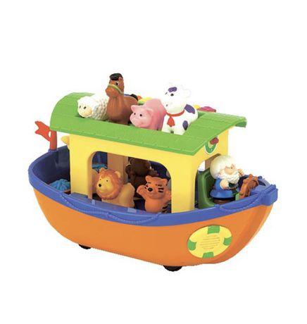 Ноев ковчег игрушка музыкальная