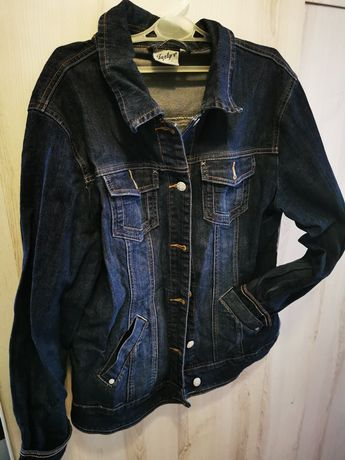 Katana kurtka jeansowa 44
