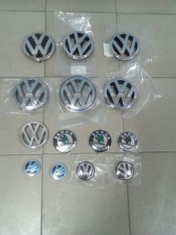 Эмблема VAG VW Volkswagen