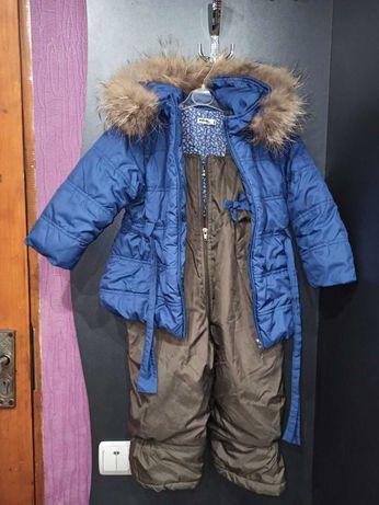 Зимний комбинезон Wojcik  98 размер