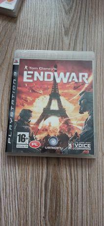 Tom CLANCY'S ENDWAR ps3 playstation3 gra