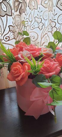 Продам мыльные розы