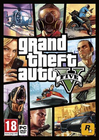 Jogo PC Grand Theft Auto V
