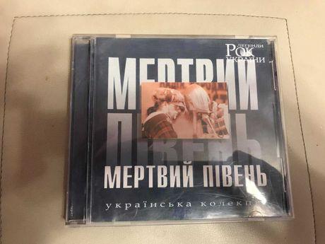 Мертвий Півень Рок Легенди України CD
