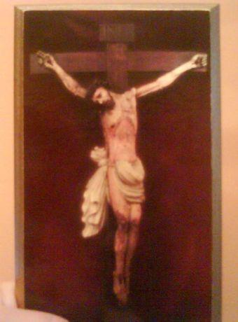 """Икона """"Распятие Христа"""". «Католическое распятие Христа» (дерево)."""