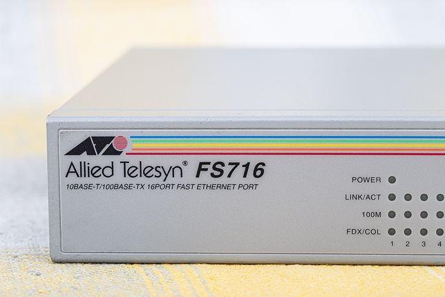 Allied Telesyn FS716 коммутатор сетевой свитч