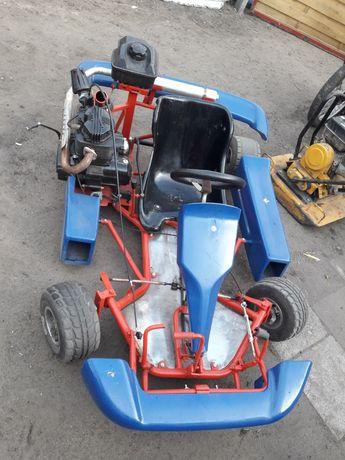 Gokard z silnikiem 200ccm