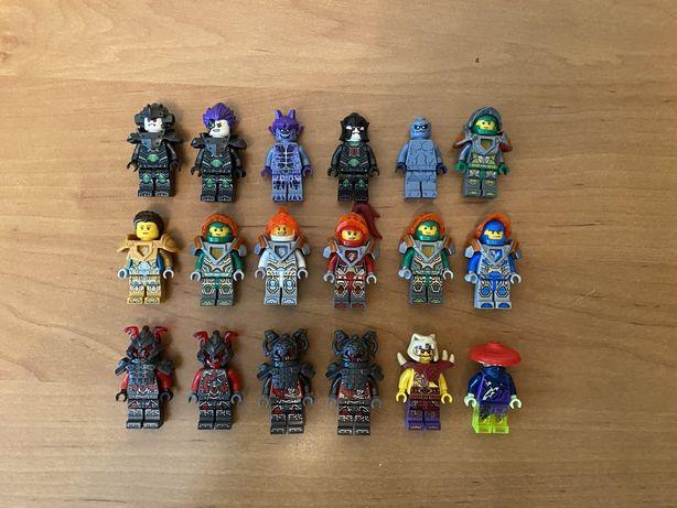 Минифигурки Лего