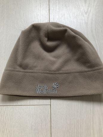 Jack wolfskin - komfortiwa czapka one size nowa