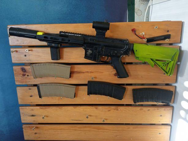Vendo arma airsoft