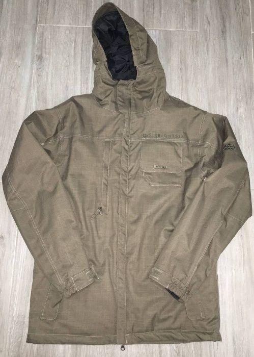 Мужская сноубордическая горнолыжная куртка 686 infiDry thermal rating7 Винница - изображение 1