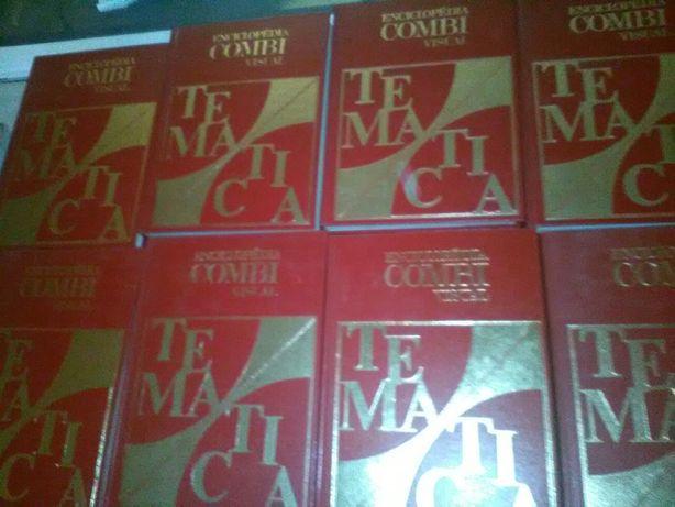 Conjunto de 36 Livros Enciclopédias Diversas