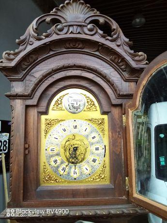 Relógio de pêndulo tempos fuggit