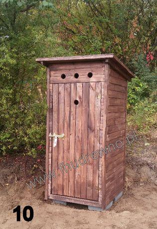 WC, Wychodek, Kibel na działkę lub budowe