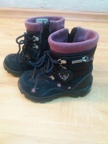 Buty zimowe Bartek r .25 jak nowe