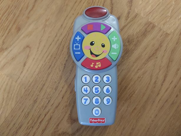Пульт fisher price фішер прайс