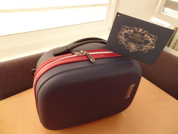 kuferek kosmetyczka Wittchen mini walizka