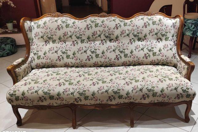 antyk  sofa wypoczynek w stylu Ludwik XVI
