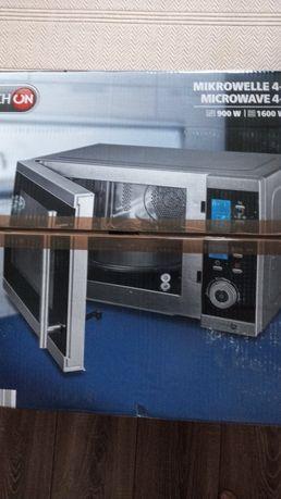 Nowa kuchenka mikrofalowa