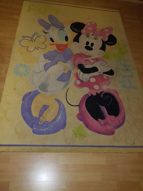 Dywan do pokoju dzieciecgo Disney Myszka Mini i Dejzi 160x230