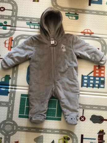 Детский комбинезон ( весна - осень ) возраст 3-6 месяцев