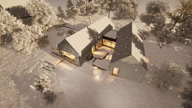 Architekt/ Biuro projektowe/ Dom jednorodzinny/ Pozwolenia na budowę