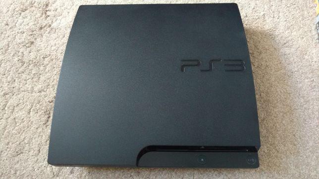 Konsola PS3 + 11 gier