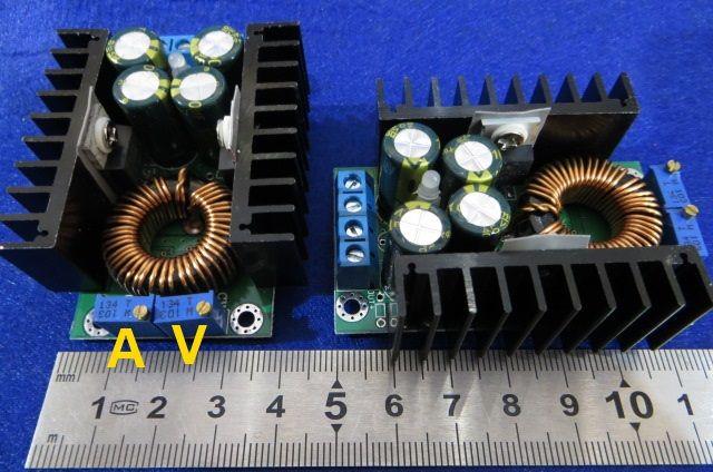 Dc 300 Вт Понижающий 7-40В=1,2-35В