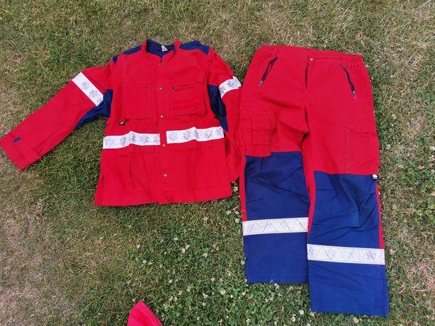 Odzież robocza dla ratownika