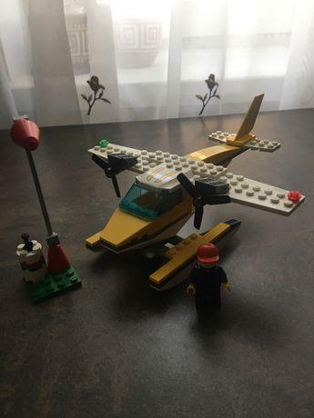 Конструктор лего, водный самолет 3178