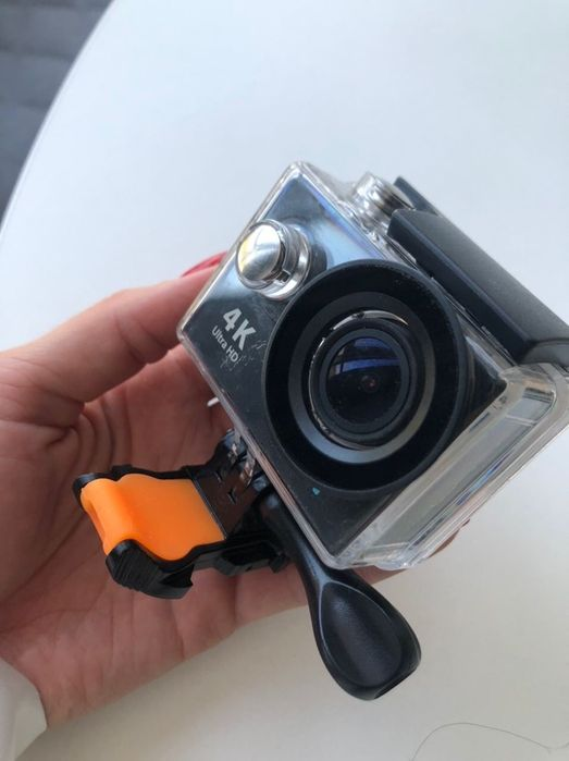 Экшн камера EKEN H9 4K black (7 zp) Днепр - изображение 1