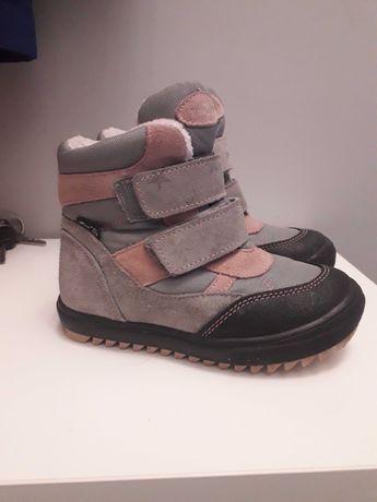 Buty ocieplane dla dziewczynki