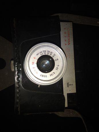 2 Фотоаппарата СССР