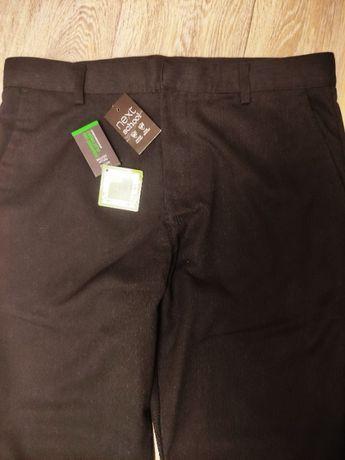 Новые Школьные брюки Next на мальчика, рост 170см