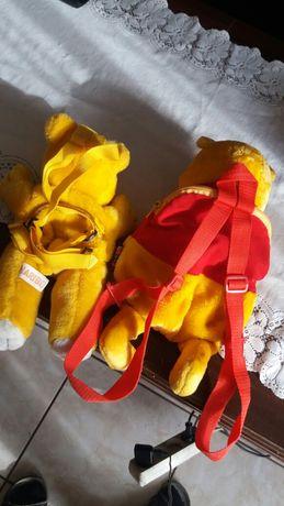 Plecaki misie dla dziecka