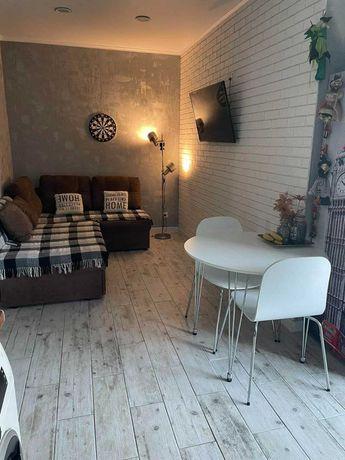 Уютная 2к квартира с качественным ремонтом, мебелью и техникой