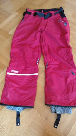 Spodnie snowboardowe XL