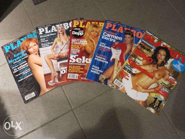 Playboy ckm kolekcja 4 numery