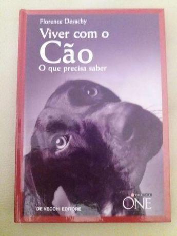 Vendo livro《Viver com o cão o que precisa saber》de Florence Desachy