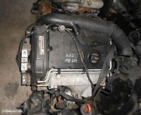 Motor para VW Touran 2.0 tdi AZV