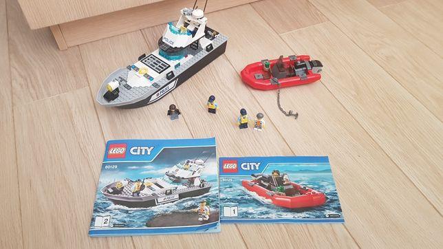 Klocki lego City nr zestawu 60129+ zabawka gratis