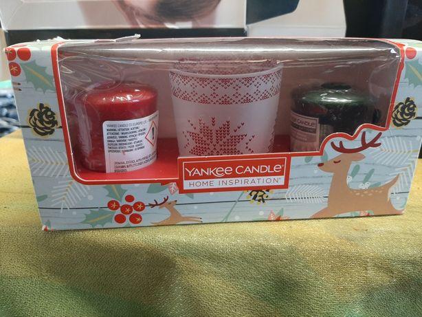 Piękne świeczki YANKEE CANDLE