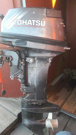 Продам лодочный мотор тохатсу 15