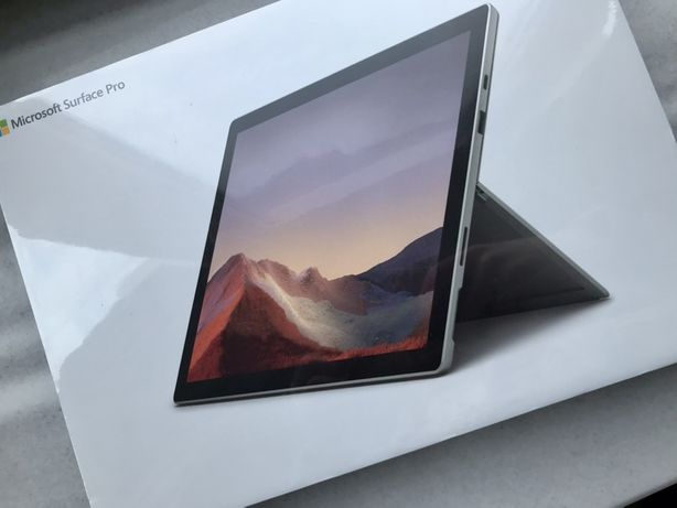 Ноутбук Microsoft Surface Pro 7 Platinum (VDV-00003)