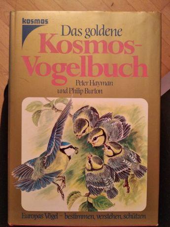 Książka atlas niemiecki o ptakach