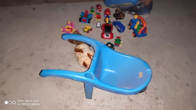 Игрушки! Машинки Тачка,мягкие игрушки, и другое.Один лот.