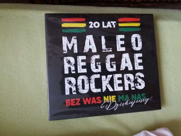 płyta CD Maleo Reggae Rockers 20 lat