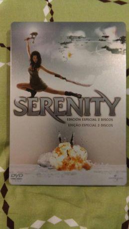 Serenity (dvd) Edição Especial